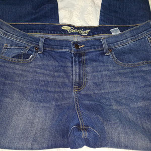 Women's Size 16 Short Old Navy Jeans